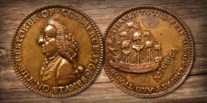 Condition Census Pitt Farthing Discovered in UK