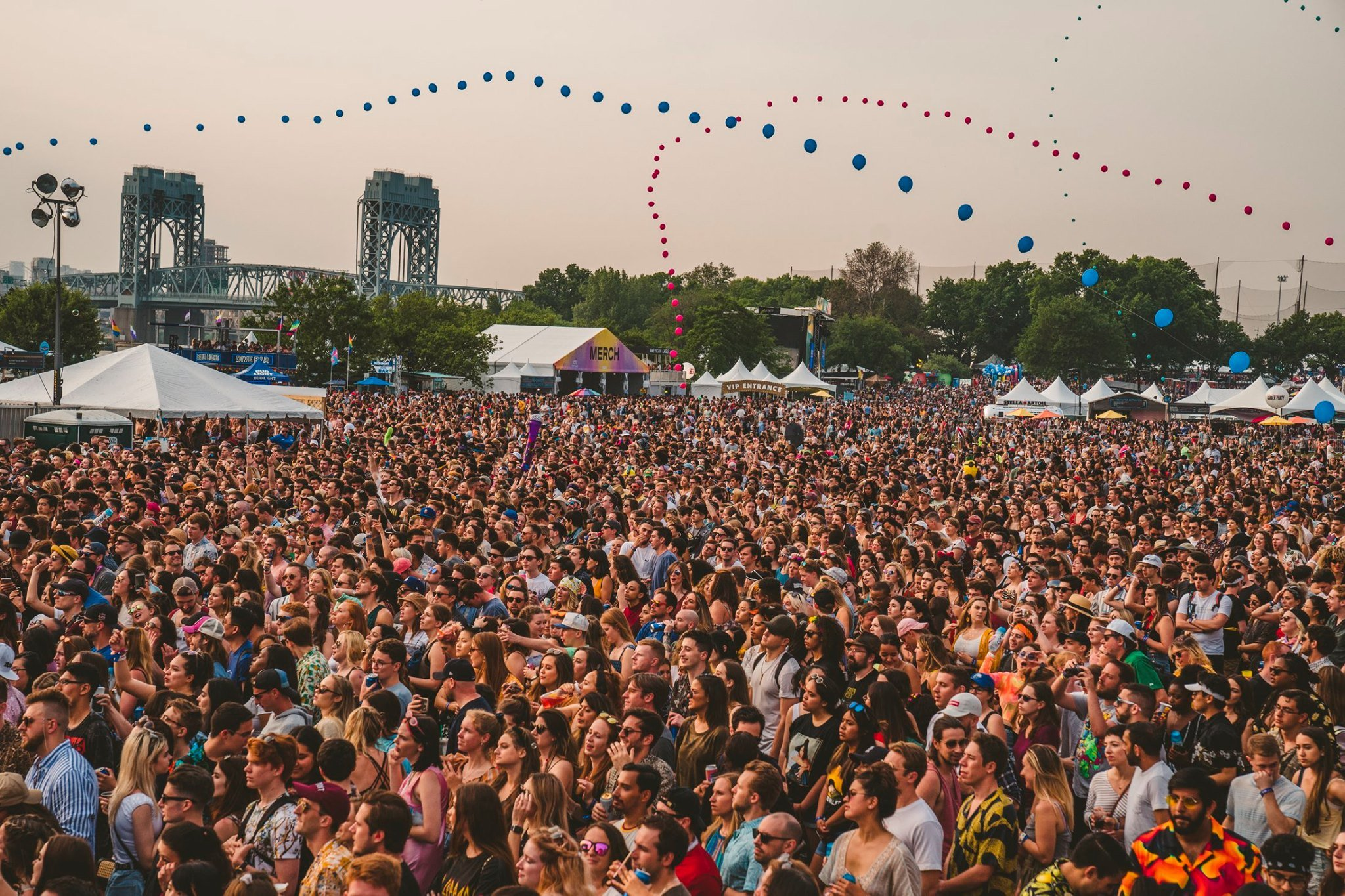 Governors Ball refunds